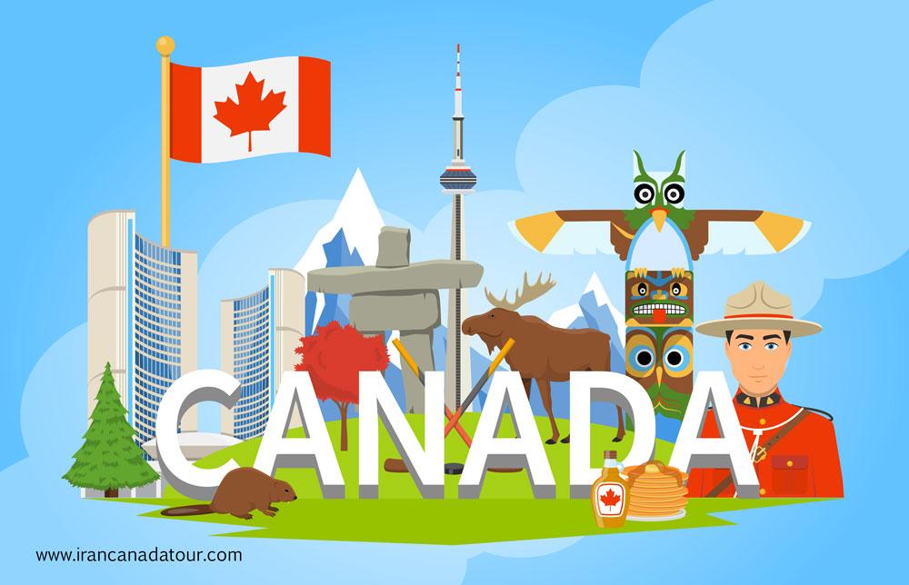 جاذبه های توریستی کانادا